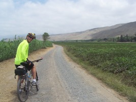 Lunahuana bike tour